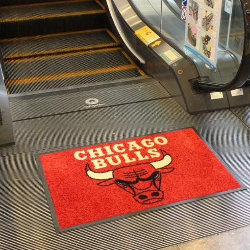 Custom printed logo floor mats