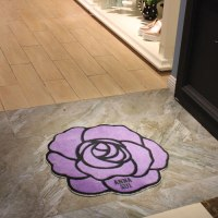 custom shape door mat