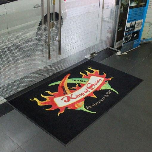 printed logo mat vancouver