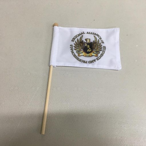 Mini Handheld Flags for parades