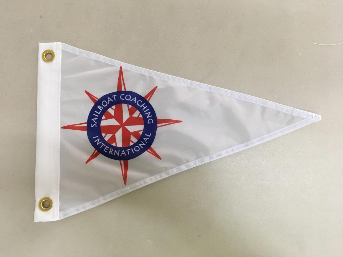 Pennant Flags - Felt and Fabric - No Minimum Orders - Free