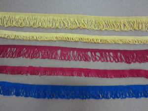 Fringe Finishings for Flags