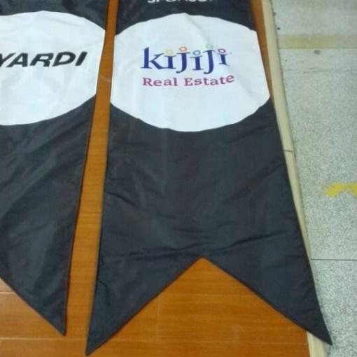 Hanging Flag Printing