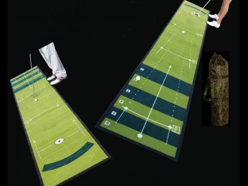 Printed Golf Mats