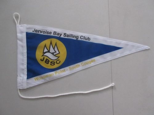 Fabric Customized Sailing Flag