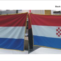double sided flag printing