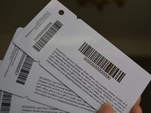 Combo Card printing