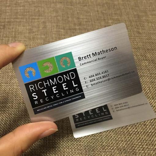 Brushed-Metal-Card