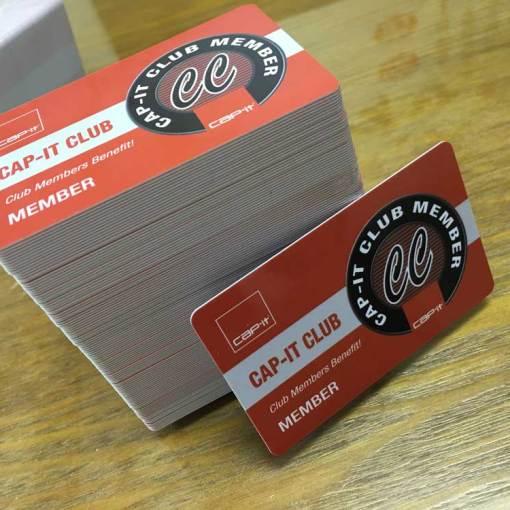 Gloss Membership Card Printing