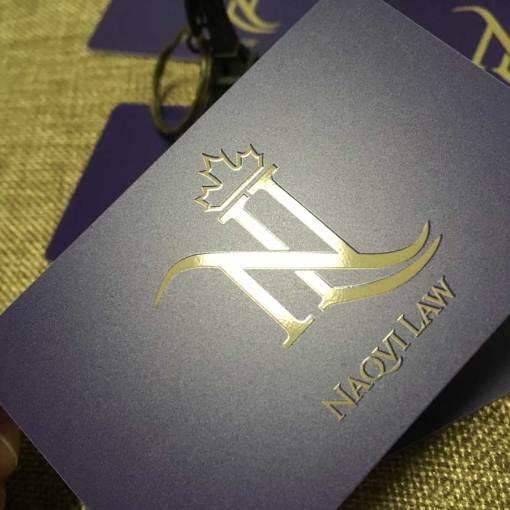 Gold-Foil-Business-Card