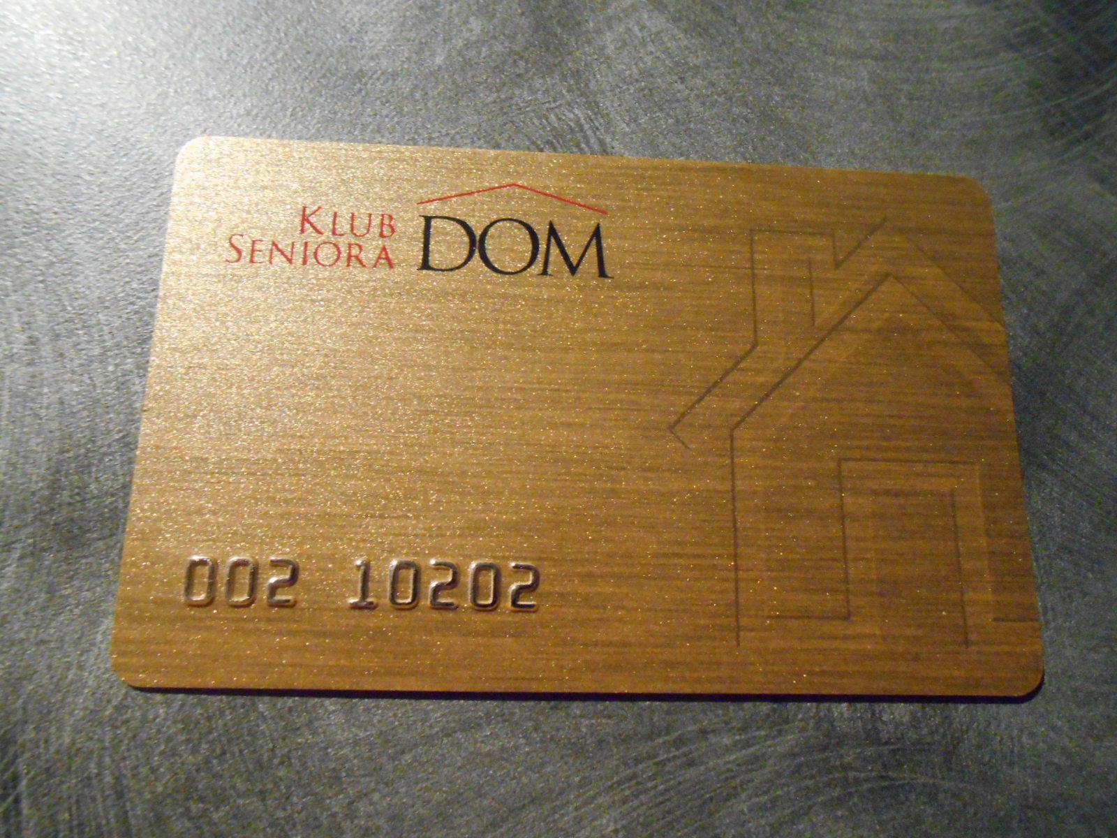 Plastic Card Printing - Membership, Gift Cards - Free Shipping