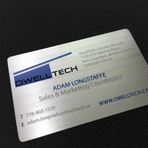 Metal-Business-Cards-Vancouver