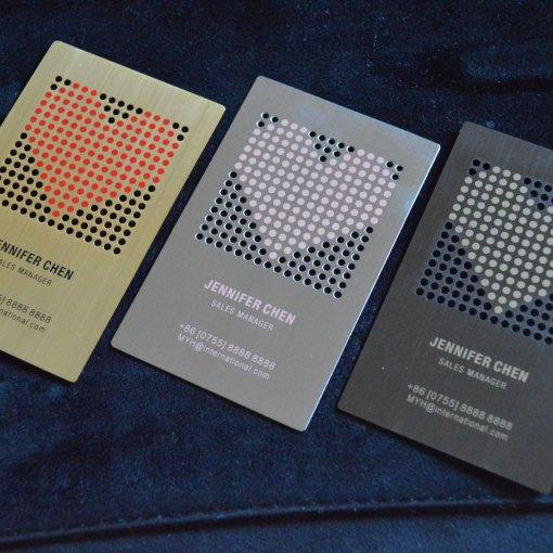 Metal-Cards-printing