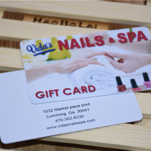Plastic-Gift-Card