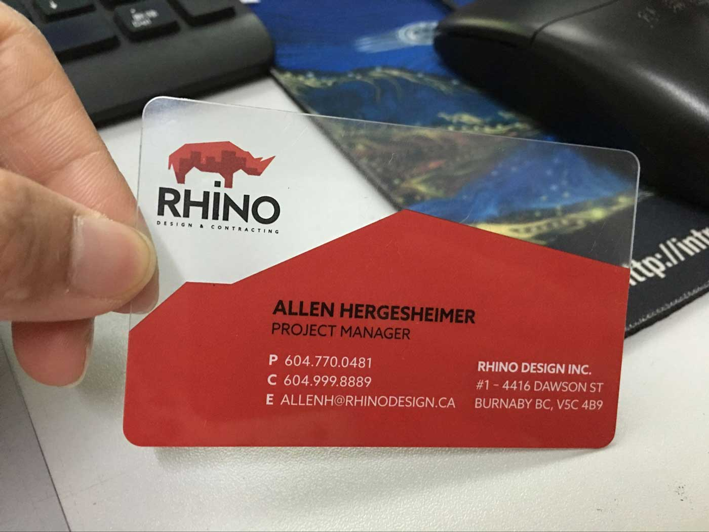 Transparent-Plastic-Cards-Double-Sided - Oh my Print Solutions