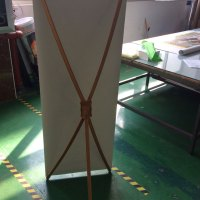 Bamboo Retractable Banner