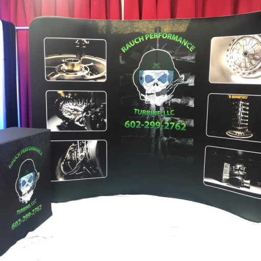 Curved-Tension-Fabric-Display