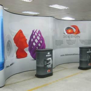 20 foot tradeshow display