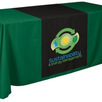 Table Runners and table throws