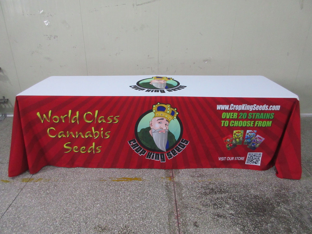 Printed Tablecloths Full Colour