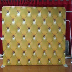 8 Foot Tension Fabric Display