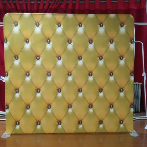 8 Foot Tension Fabric Display