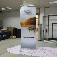 Curved Display Stands Vancouver