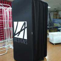Printed Portable Custom Dressing Room