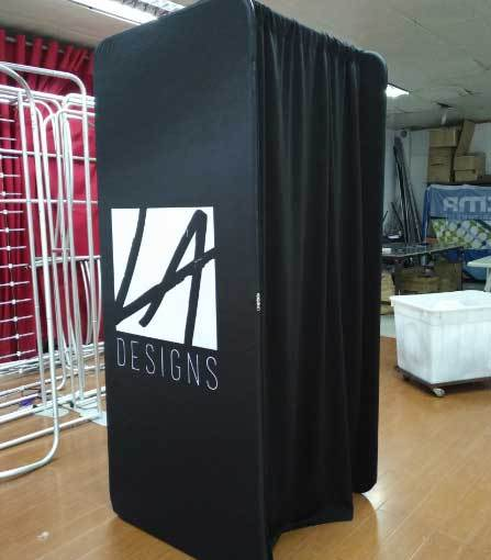 Printed Portable Custom Dressing Room