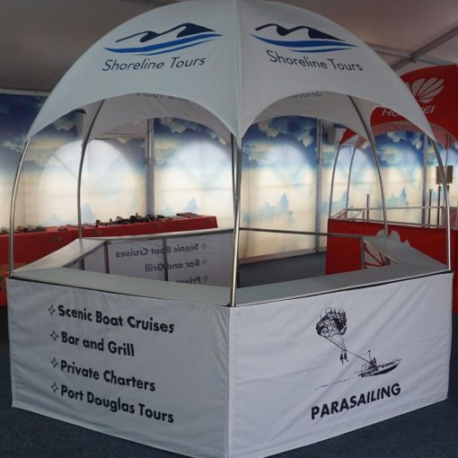 Booth-Tent