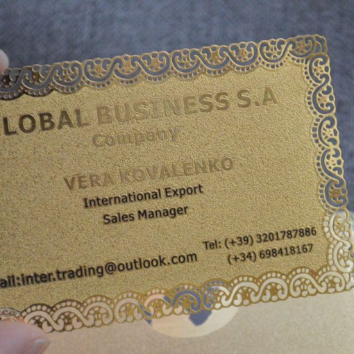 Gold-cards-wholesale