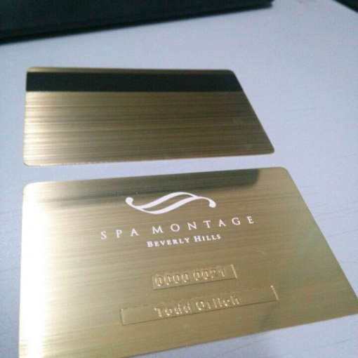 Gold Card Beverly Hills California