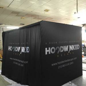 Large 8 x 10 Portable Dressing Room