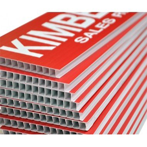 Coroplast Signs - Coroplast Printing in Vancouver