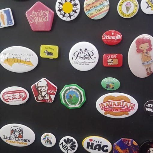 Custom-buttons