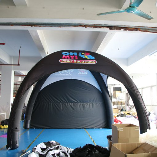 Inflatable-Air-Tent
