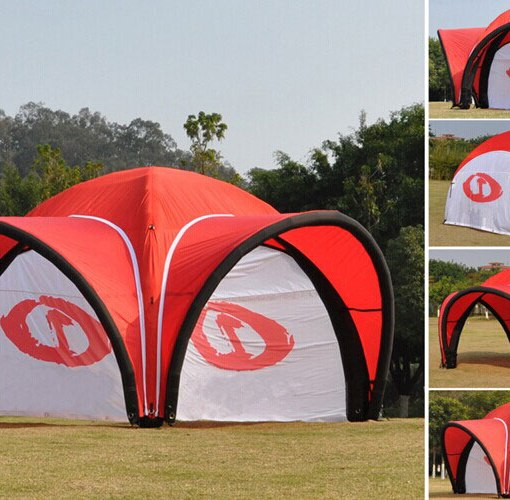 California Inflatable Tent