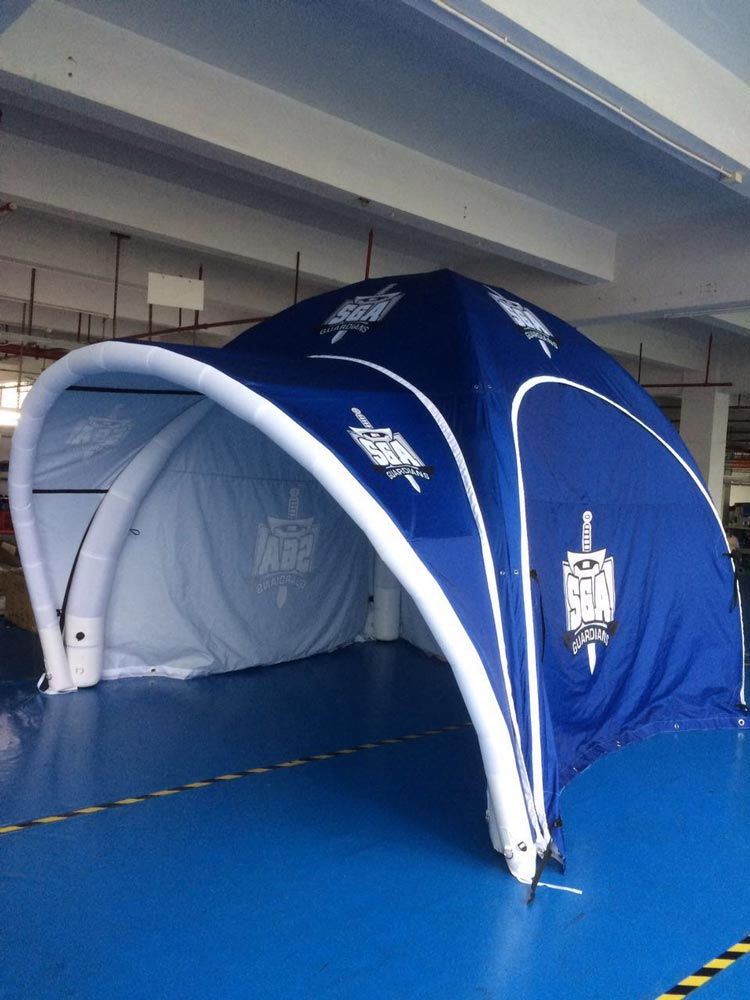 Inflatable Dome Tents Portable Branding Solution Free