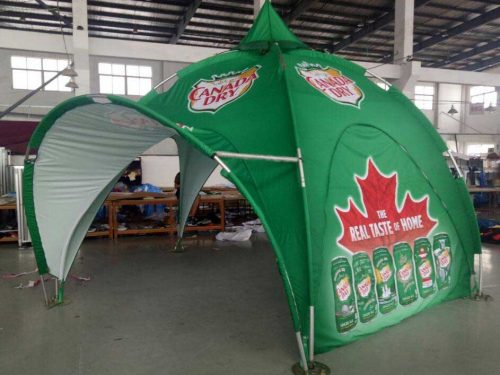 Ontario Promotional Arch Tent