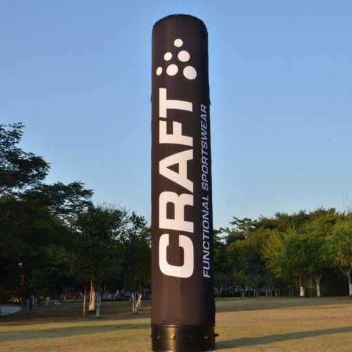 inflatable-airtight-column-banner