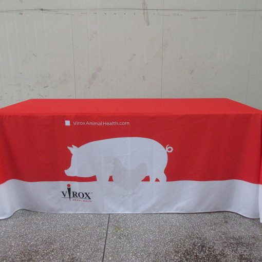 Printed table covers Ontario