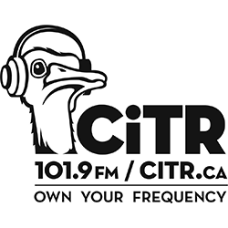 CITR Radio logo