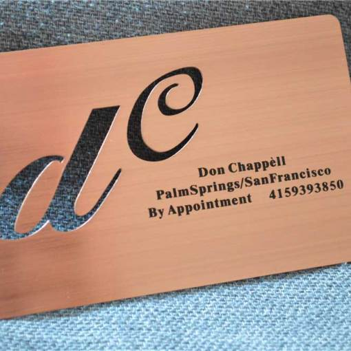 Rose-Gold-Metal-Card-with-Cut-Out