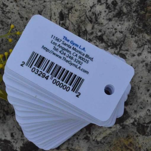 Custom-Printed-keychain-membership-cards