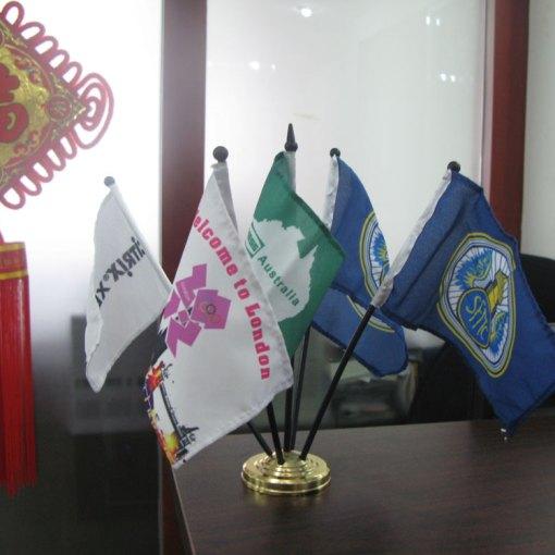 Desk-flag