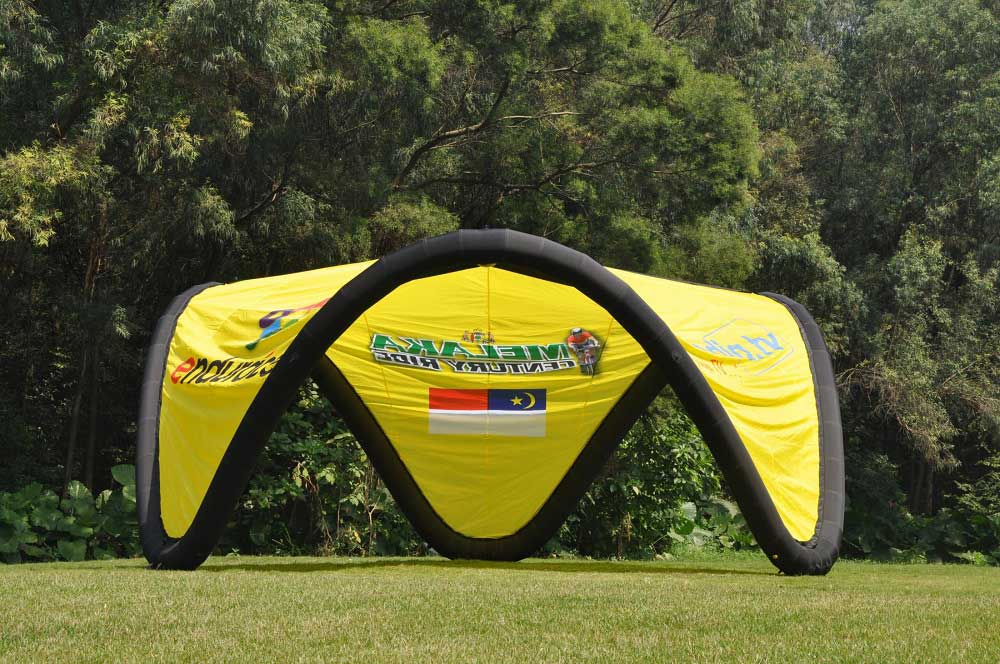 Inflatable Tent Canada & Inflatable V Tent for Events Activations and more - Free Shipping ...