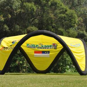 Inflatable-V-Tent-Canada