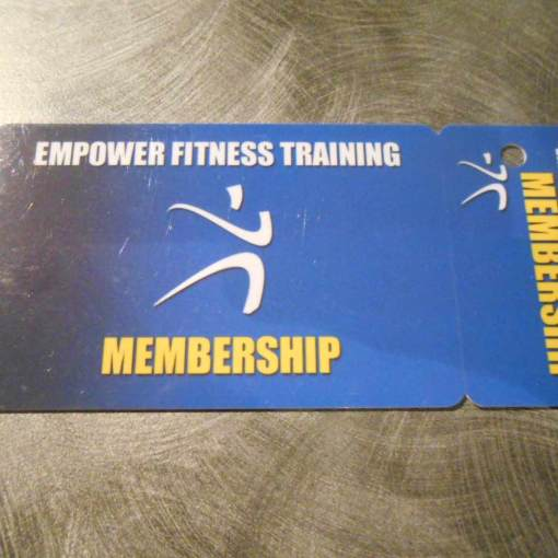 Membership-cards-with-key-cards-attached