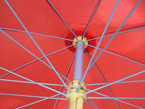 Internal Ribs for Patio Umbrella