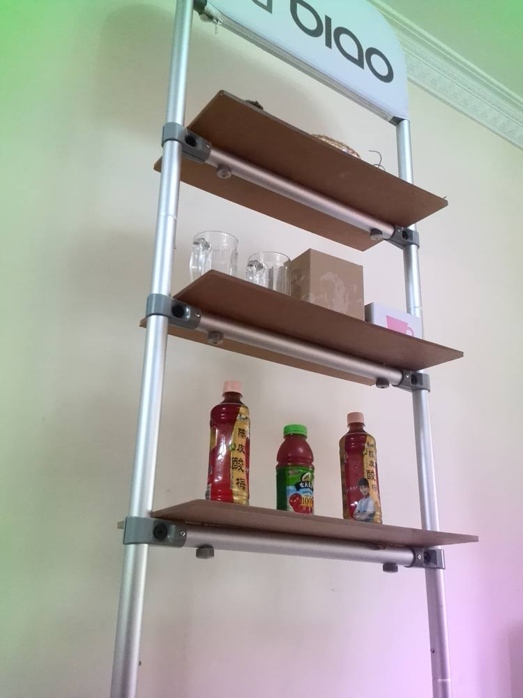 Exhibition Booth Accessories : Tradeshow booth accessories led lighting display product inventory